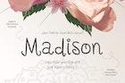 It's Madison
