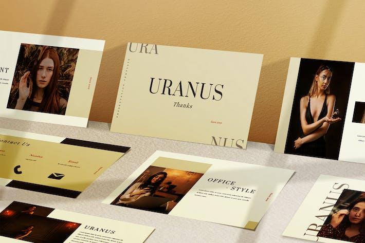 Thumbnail for URANUS - Презентация путеводителя по моде