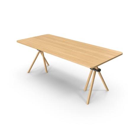 Прямоугольный букет стол