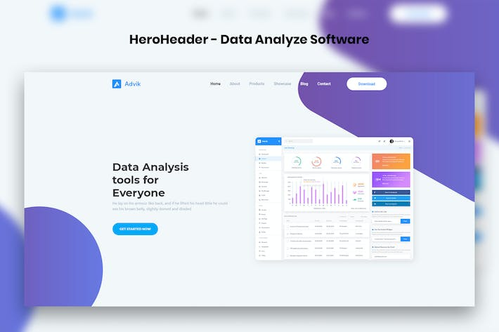 Thumbnail for HeroHeader for Data Analyze Software-04