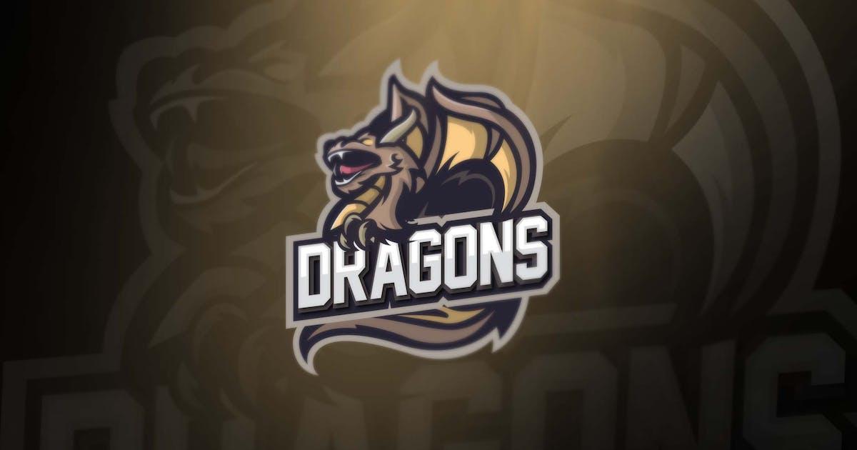 Download Dragon sports and esport logos by ovozdigital