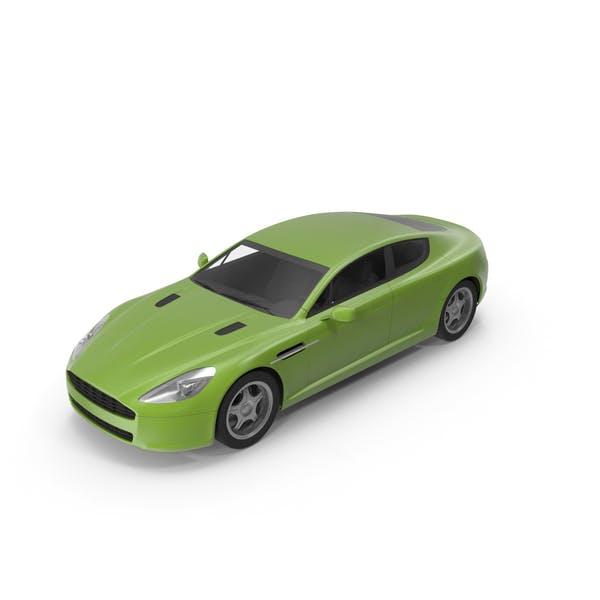 Автомобиль Грин