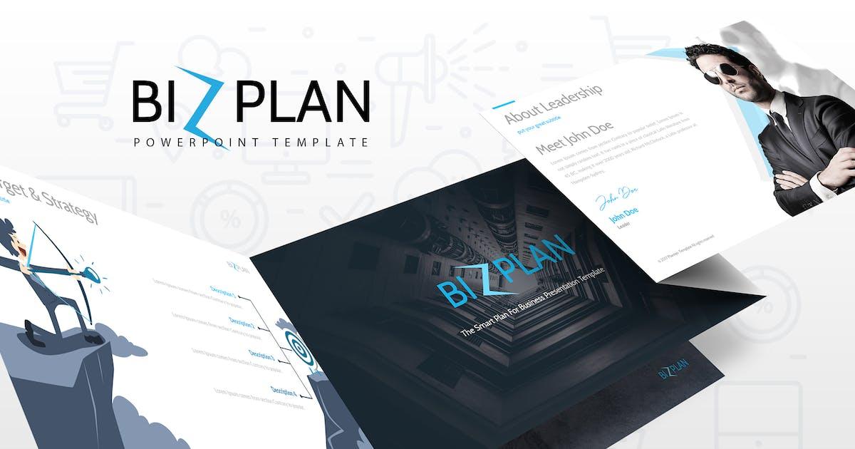 Download Bizplan Powerpoint Template by inspirasign