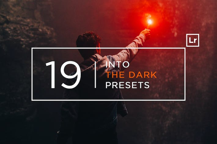 Thumbnail for 19 Into The Dark Lightroom Presets