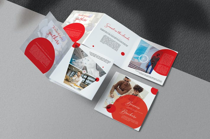 Thumbnail for Red Square Brochure