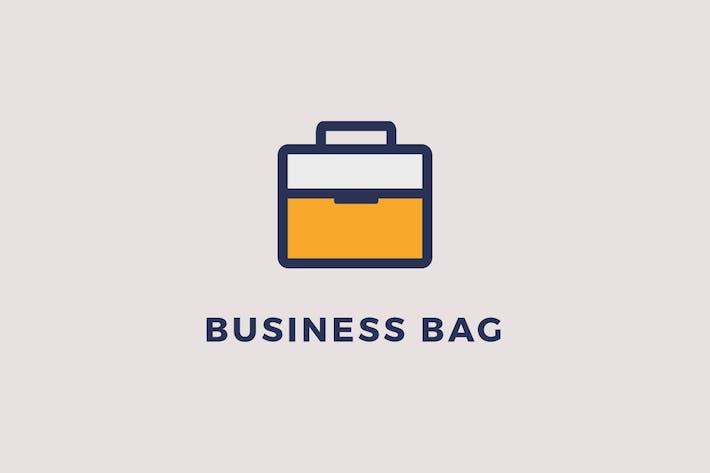 Thumbnail for Business Bag Logo Template