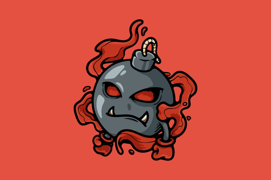 Angry Bomb