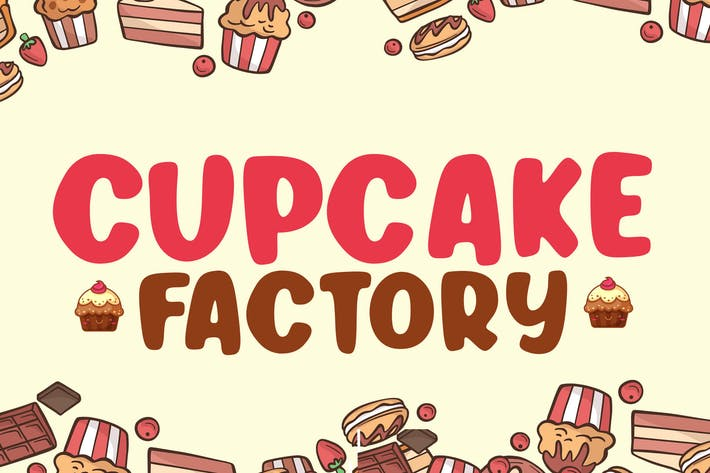 Thumbnail for Fábrica de Cupcakes