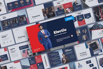 Electio - Election Keynote Presentation