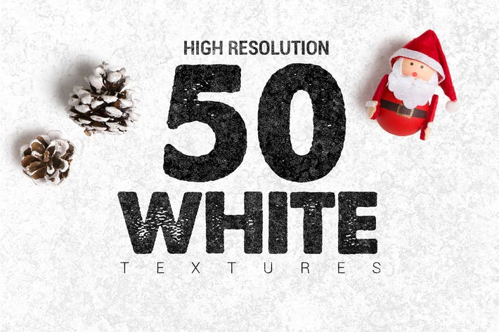Cover Image For Bundle White Textures Vol1 x50