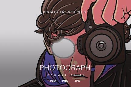 Photograph Illustration