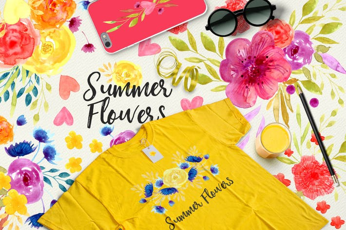 Thumbnail for Summer Flowers