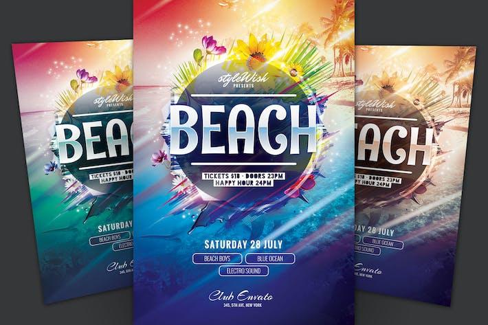 Thumbnail for Beach Flyer