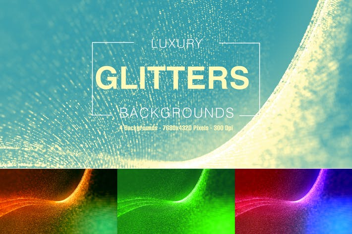 Thumbnail for Luxury Glitters