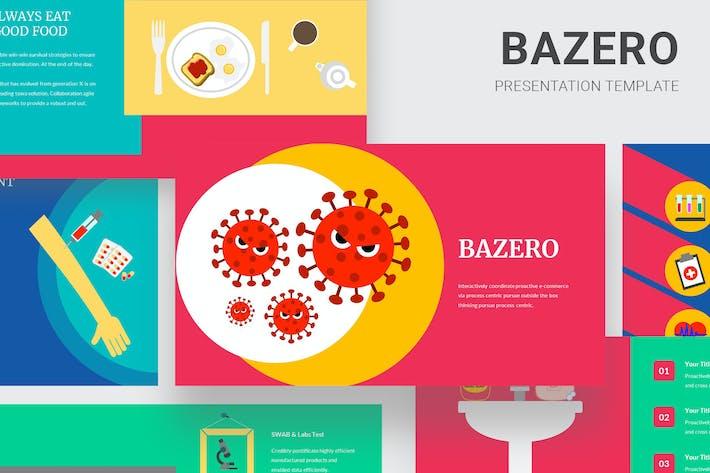 Thumbnail for Bazero - Healthcare Education Google Slides