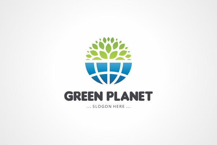 Thumbnail for Logo Green Planet