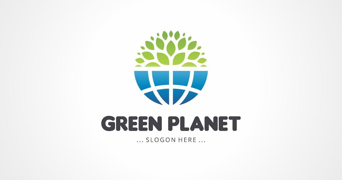 Download Green Planet Logo by graphix_shiv