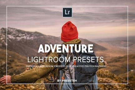 Adventure Lightroom Presets
