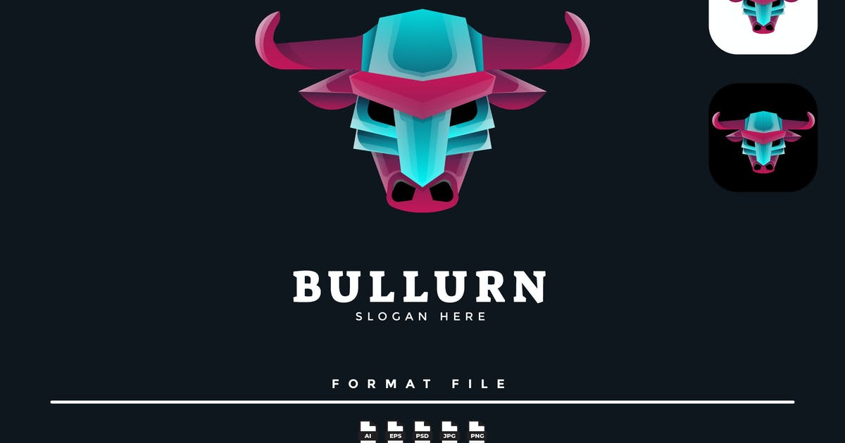 Download Bull Logo Template by jeckishit