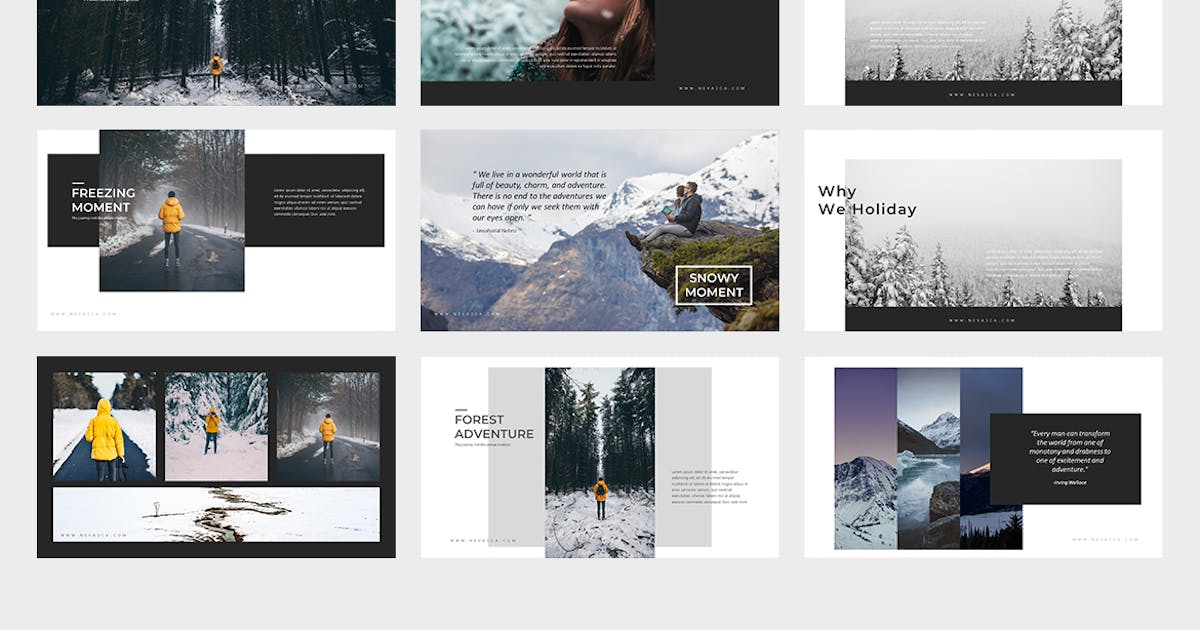Download Nevasca : Powerpoint Presentation by Unknow