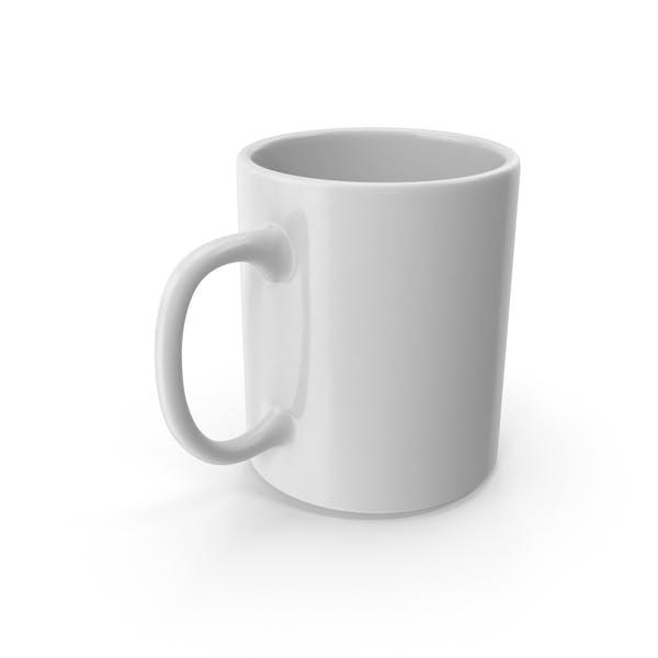 Taza de café promocional