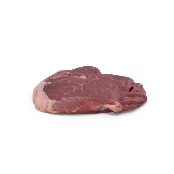 Thumbnail for Raw Lamb Leg Steak