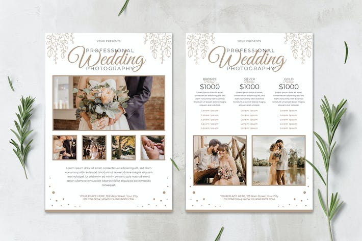 Thumbnail for Rustic Wedding Photography Pricing