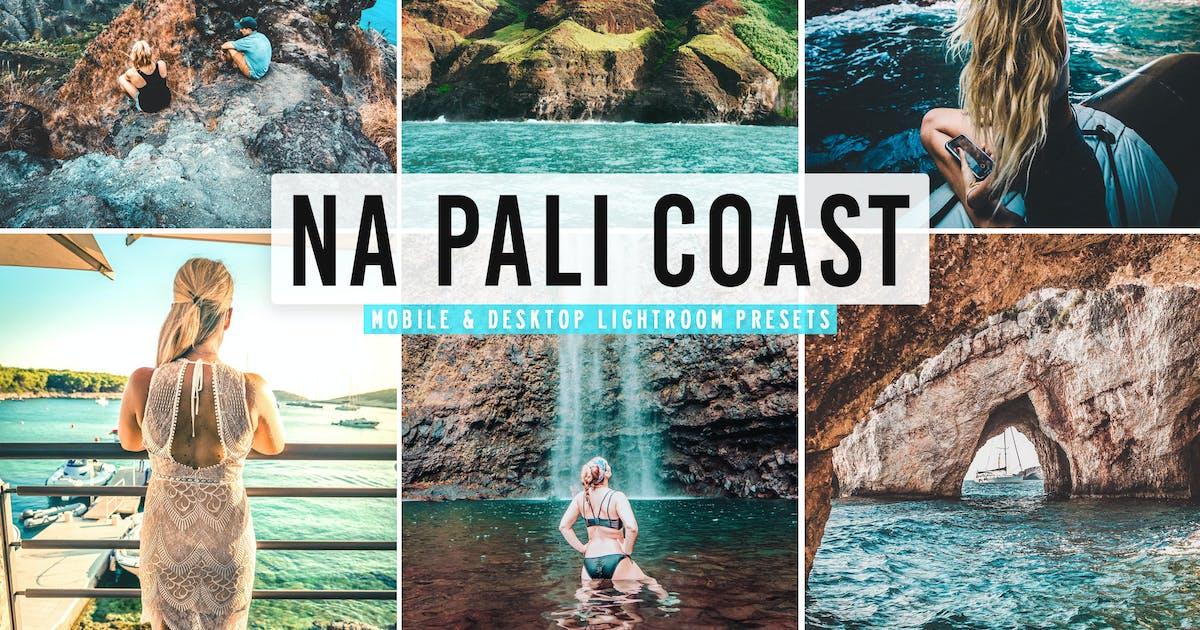 Download Na Pali Coast Mobile & Desktop Lightroom Presets by creativetacos