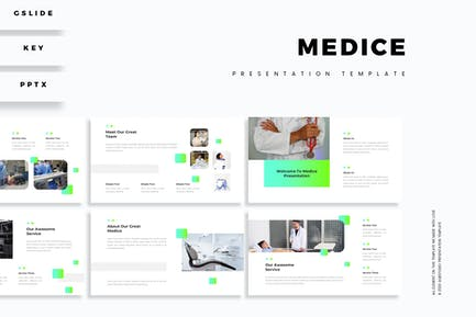 Medice - Presentation Template