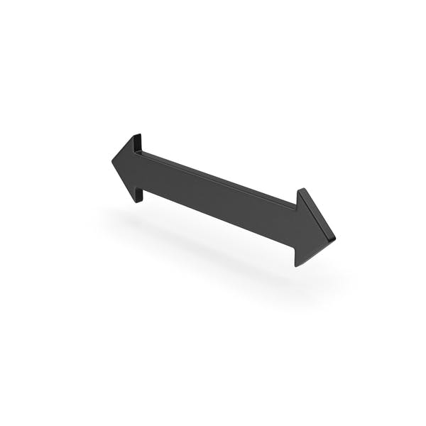 Symbol Black Arrow Left Right