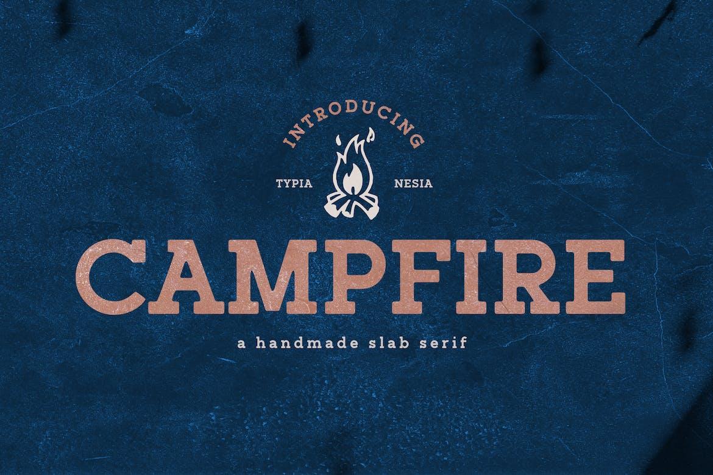Campfire-Slab-Serif