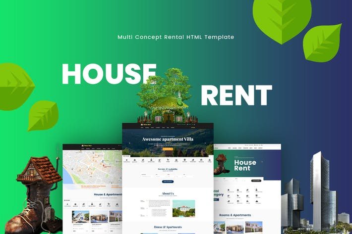 Thumbnail for HouseRent