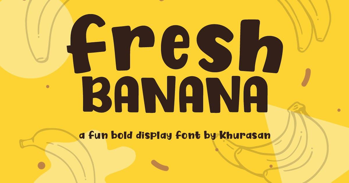 Download Fresh Banana by khurasan