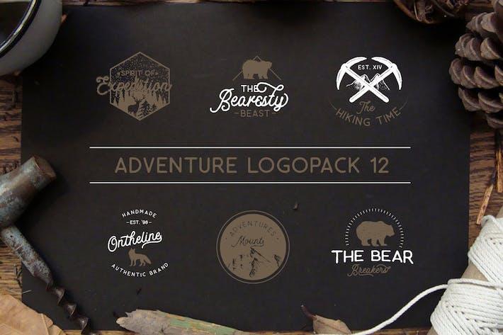 Thumbnail for Adventure Logopack Vol. 12