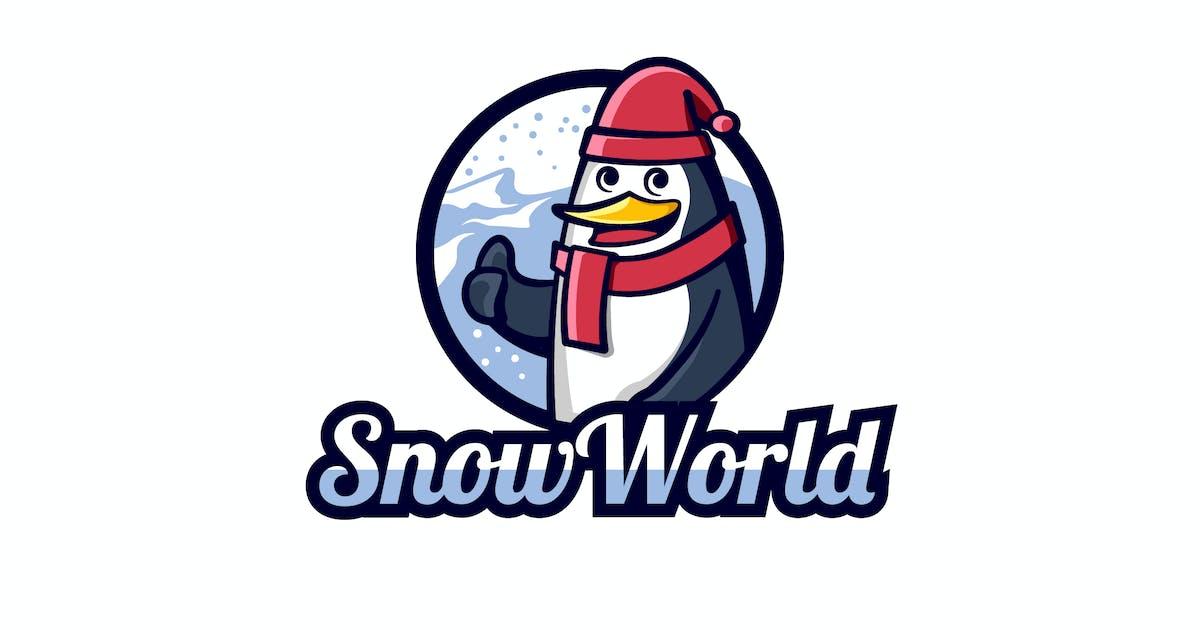 Download Penguin Mascot Character Logo by Suhandi