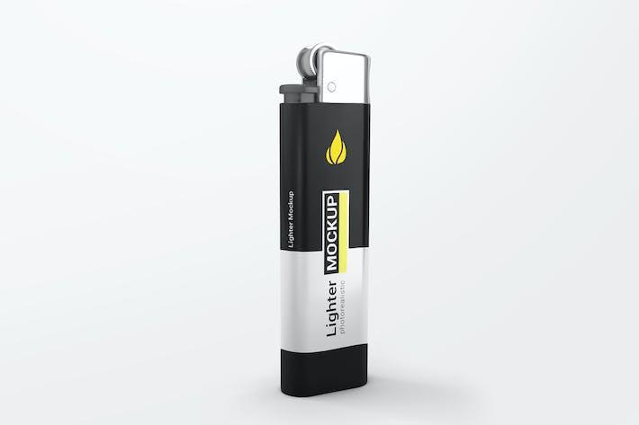 Thumbnail for Lighter Mockups