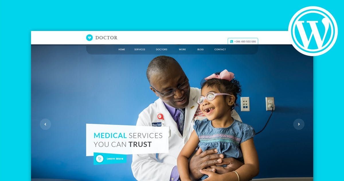 Doctor Medical Health WordPress Theme By Themewisdom On Envato Elements