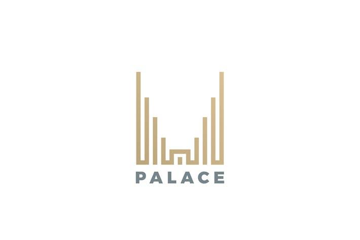 Thumbnail for Logo Real Estate Palace Wolkenkratzer