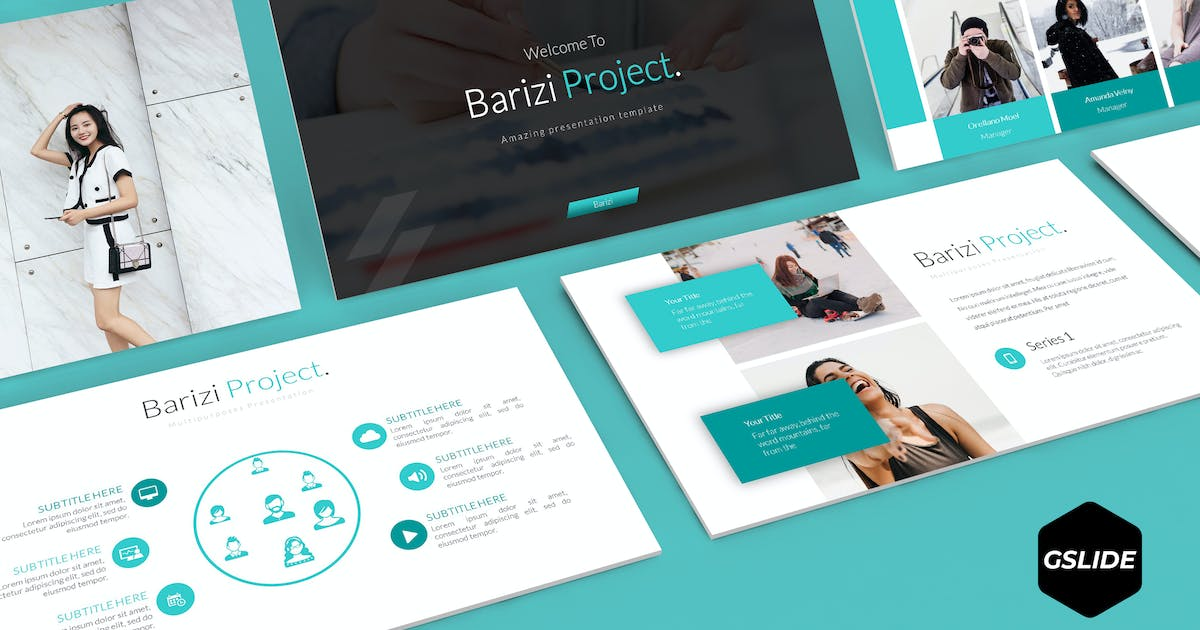 Download Barizi Project - Google Slides Template by aqrstudio