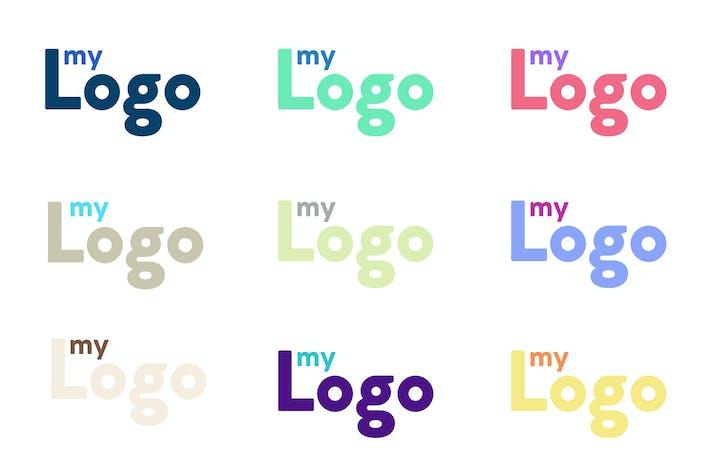 Thumbnail for 1000 combinaisons de couleurs de Logo