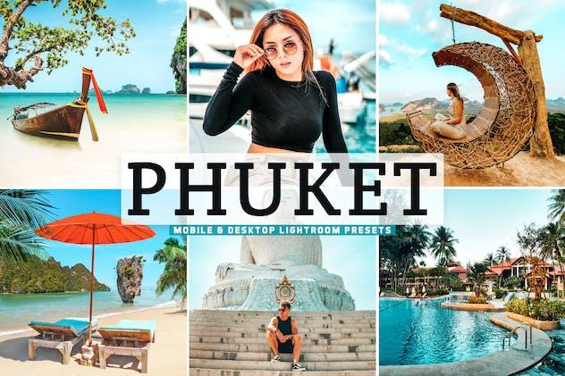 Phuket Mobile & Desktop Lightroom Presets - product preview 5