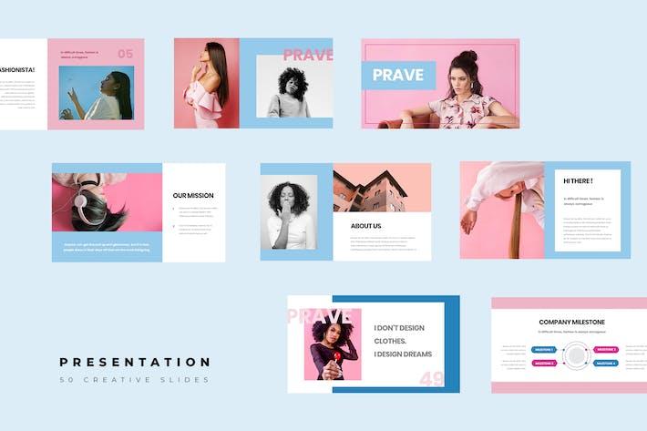 Thumbnail for Prave – Google Slides Presentation
