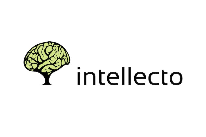 Thumbnail for Intellecto logo template