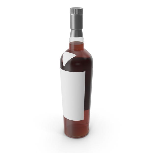 Скотч Бутылка макап