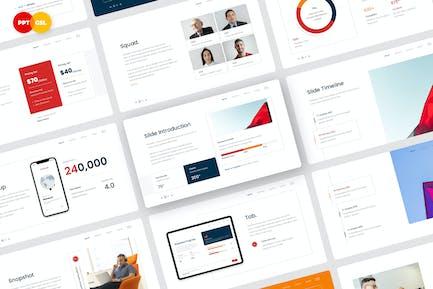 Biznis - Business Presentation