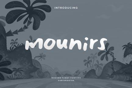 Mounirs