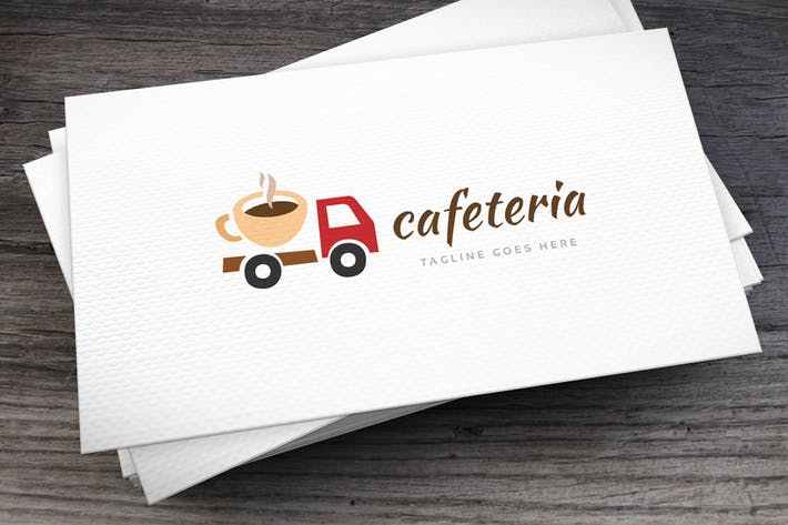 Thumbnail for Coffee To Go Logo Template
