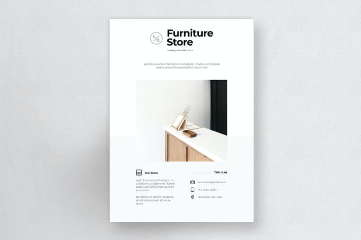 Thumbnail for Furniture Flyer Vol.4
