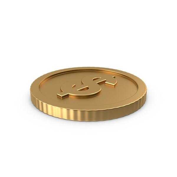 Dollar Coin Side