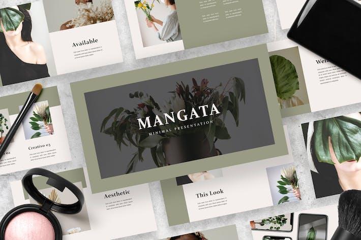 Mangata - Presentation Template
